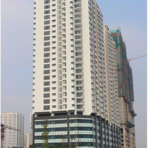 Dự án Cửa Nhôm Chung Cư